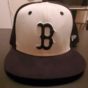 New Era Accessories - Boston Red Sox Fitted